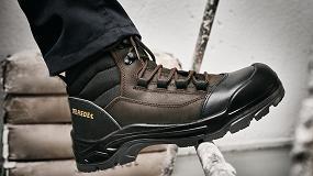 Foto de Bota Hammer y zapato Nail, las todoterreno de Paredes Seguridad