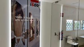 Foto de Cerraduras Iseo Ibérica abre las puertas de sus instalaciones a sus clientes