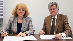 Foto de Convenio de colaboración entre Aenor y Fimpa para facilitar la certificación de empresas instaladoras y mantenedoras de puertas automáticas