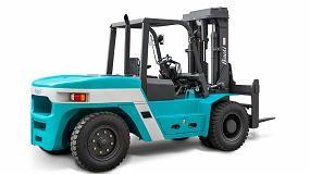 Foto de Baoli lanza las nuevas carretillas contrapesadas diésel con capacidad de carga de hasta 10.000 kg