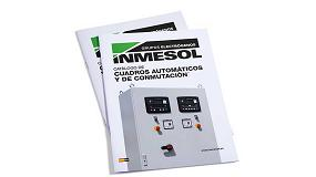 Foto de Inmesol presenta su nuevo catálogo de cuadros automáticos y de conmutación para grupos electrógenos
