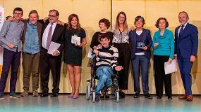 Foto de '20 años de inclusión, 20 años de sonrisas', proyecto ganador de los Premios Solidarios BigMat 2018