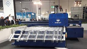 Foto de Tecglass exhibe en Glasstec sus tecnologías para impresión digital sobre vidrio