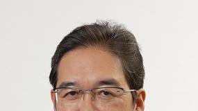Foto de Kazunari Shimokawa, nuevo CEO de Kverneland y presidente de Kubota Holdings Europe