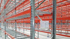 Foto de Dokument Logistik ha confiado en AR Racking para su almacén de alta seguridad de gestión de datos en Senec, Eslovaquia