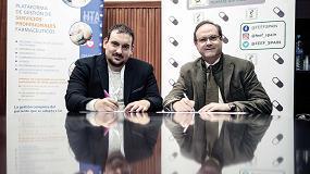 Foto de Sefac y Feef renuevan convenio para contribuir al avance científico de la farmacia asistencial en el ámbito profesional y universitario