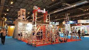 Foto de Svelt apuesta por Matelec, una feria cada vez mejor para la venta de andamios y escaleras de calidad