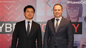 Foto de Huawei España se compromete con el talento en ciberseguridad