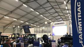 Foto de Escorts Agri Machinery (Farmtrac y Powertrac) quiere reforzar su imagen global