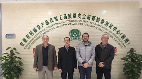 Foto de El IRTA colaborará con la Academia de Ciencias Agrícolas de Zhejiang en investigación y calidad en aceite de oliva en China