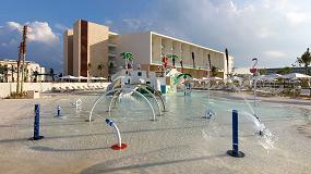 Foto de Isaba estrena parque acuático en el nuevo Grand Palladium Costa Mujeres de Cancún