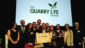 Foto de Un proyecto español, entre los ganadores internacionales del premio 'The Quarry Life Award 2018'
