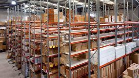 Foto de AR Racking equipa el almacén de la empresa de accesorios para el hogar Cucine Oggi en Picassent, Valencia