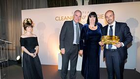 Foto de Ilunion Facility Services, premiada en los 'European Cleaning and Hygiene Awards 2018'