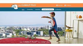 Foto de Climalit Plus renueva su web para usuarios e instaladores