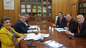 Foto de AEAS traslada al secretario de Estado de Medio Ambiente y al director general del Agua las principales demandas del sector del agua urbana
