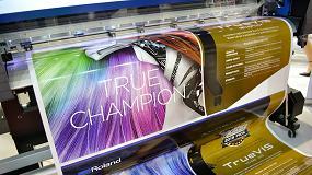 Foto de Las impresoras cortadoras TrueVIS de Roland DG ganan dos premios BLI
