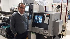 Foto de EM Exact confía en Maquinser para renovar sus 'votos' con Tsugami