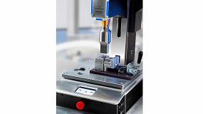 Foto de Nueva plataforma de soldadura por ultrasonidos de Emerson para el ensamblaje crítico de piezas de plástico pequeñas