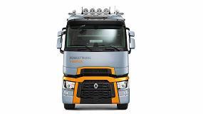 Foto de Confort, ahorro de combustible y reducción en las emisiones de CO2 con la Gama T 2019 de Renault Trucks