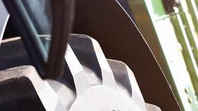 Foto de El neumático Traxion Optimall de Vredestein, medalla de oro en la feria británica LAMMA