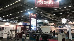 Foto de Posimat presenta un posicionador de viales de plástico en All4Pack