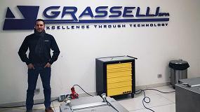 Foto de Jarvis España es el nuevo distribuidor de descortezadoras y desveladoras de Grasselli