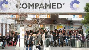 Foto de Compamed cierra sus puertas mostrando lo último en dispositivos médicos