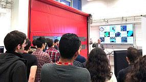 Foto de Innovalia Metrology abre las puertas de su Laboratorio de Metrología a los alumnos de Ingeniería de la UPV