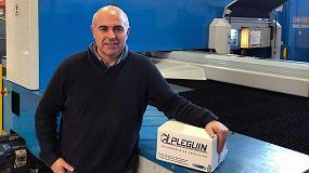 Foto de Pleguin Metal mejora su gestión empresarial con Abas ERP