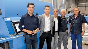 Foto de Gómez Aparicio vuelve a confiar en Müller Martini la producción de sus biblias