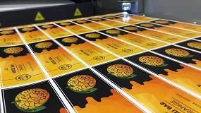Foto de La Tau 330 RSC de Durst, nuevo estándar inkjet, para el sector de las etiquetas en All4Pack