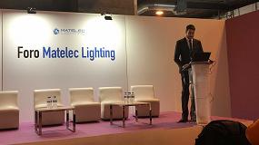 Foto de Marketing y comercio exterior, protagonistas de la jornada de Anfalum en Matelec Lighting