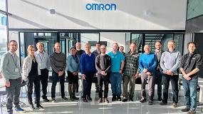 Foto de Omron acoge la cumbre del Comité f45 de ASTM International