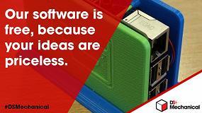 Foto de RS Components actualiza DesignSpark Mechanical, el software de diseño CAD en 3D