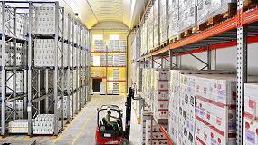 Foto de Bodegas Copaboca confía en AR Racking para el almacenaje de sus botellas de vino en Tordesillas, Valladolid