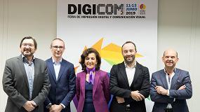 Foto de Nace Digicom, la nueva Feria de Impresión Digital y Comunicación del Sur de Europa