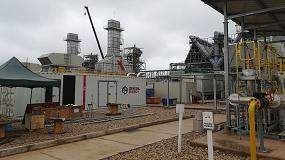 Foto de Genesal Energy suministra once grupos electrógenos a tres centrales de ciclo combinado de Bolivia