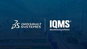 Foto de Dassault Systèmes adquiere IQMS para llevar la 3DExperience a las pymes