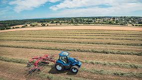 Foto de Los Good Design premian al tractor New Holland impulsado por metano