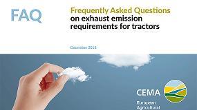 Foto de CEMA responde preguntas sobre la normativa de motores Stage V
