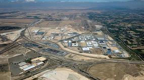 Foto de Las plataformas logísticas aragonesas superan los 750.000 metros cuadrados vendidos en esta legislatura