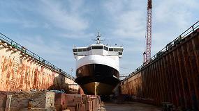 Foto de Ellen, el ferry eléctrico más potente del mundo gracias a las baterías de Danfoss