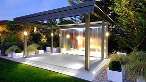 Foto de Iluminar el jardín para redescubrir el espacio