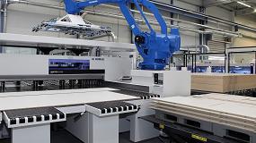 Foto de Homag lanza la nueva generación de sierras robotizadas Sawteq B-300 FlexTec y Sawteq B-400 FlexTec