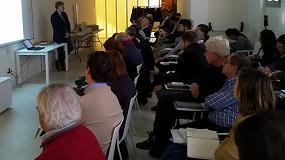 Foto de Isopan celebra un seminario sobre comportamiento al fuego de paneles sándwich