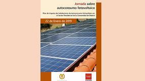 Foto de La Fundación de la Energía de la Comunidad de Madrid organiza la jornada 'Autoconsumo fotovoltaico'