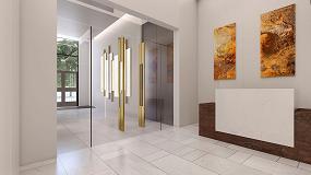 Foto de Grupo Rosales transforma el edificio de Velázquez 34 en oficinas de lujo