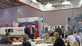 Foto de ISTOBAL abordará en 2019 nuevas oportunidades de mercado para impulsar su crecimiento