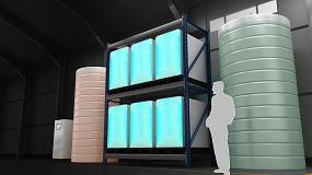 Foto de CMBlu y Schaeffler desarrollarán baterías redox de flujo orgánico para almacenar energía a gran escala
